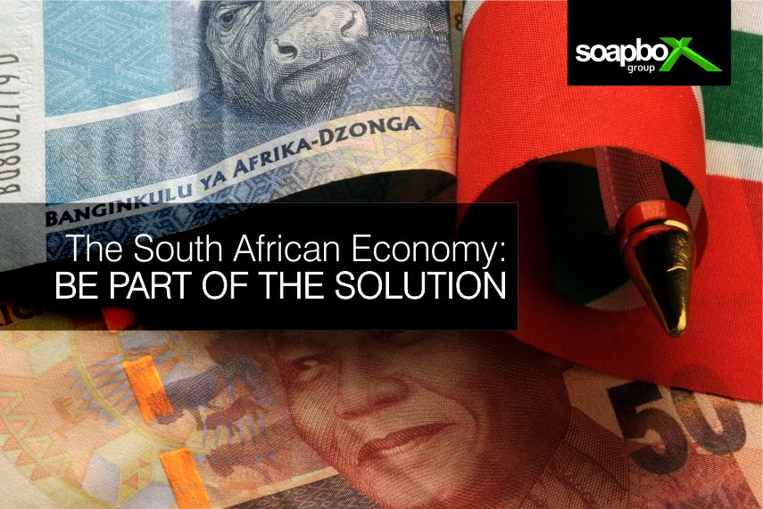 Be part of the solution in the South African Economy